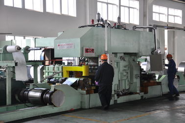 750mm Reversible 20 High Rolling Mill , Stainless Steel Rolling Mill Machinery