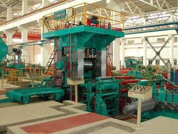 450mm Electric Temper Rolling Mill , Carbon Steel Two High Rolling Mill